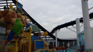 Le coin aquatique pour les enfants