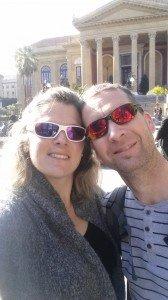 Visite de Palerme en amoureux