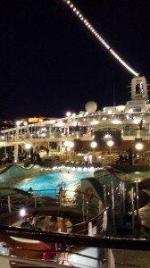 Le bateau de nuit